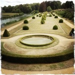 chateau du lude garden